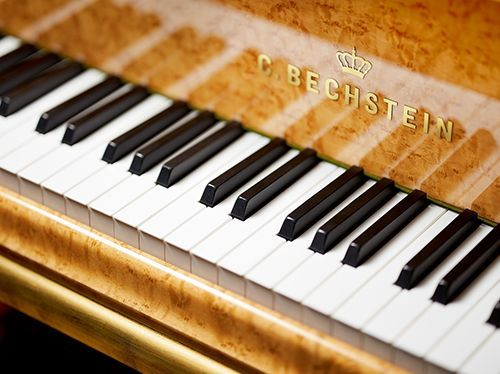 Bechstein Piano Finishing