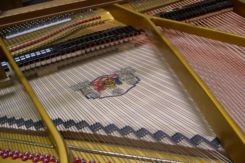 Grotrian Pianos