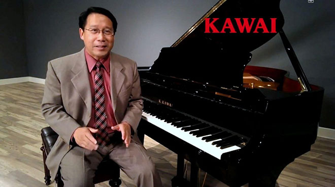 Brian Chung, Author on Music Education, Senior VP Kawai