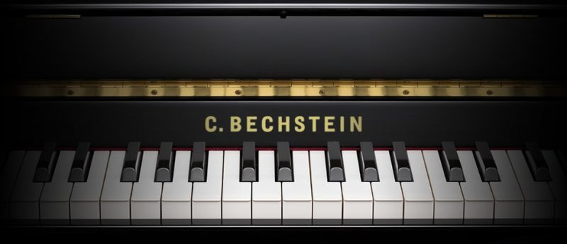 C Bechstein Upright Piano Models
