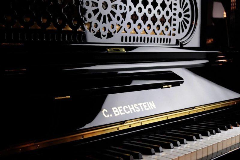 C. Bechstein Upright Pianos