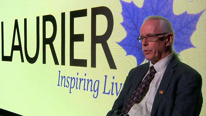 Dr. Glenn Carruthers, Dean of Music, Wilfrid Laurier University
