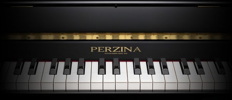 Perzina Upright Piano Models