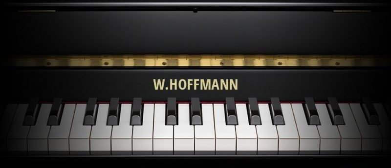 W. Hoffman Piano Models