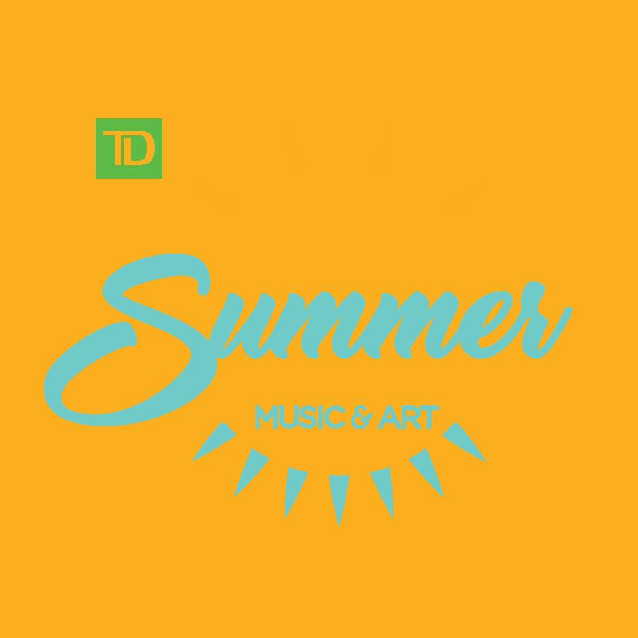 Oakville songs of summer logo