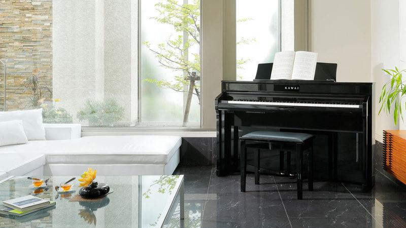 Kawai CA Series Digital Pianos