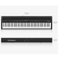 Roland FP-60 Dimensions
