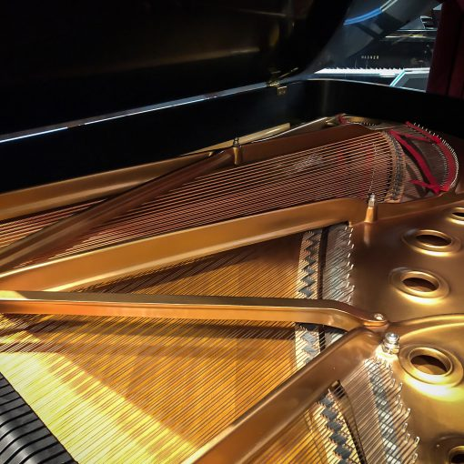 used steinway b from Merriam Pianos