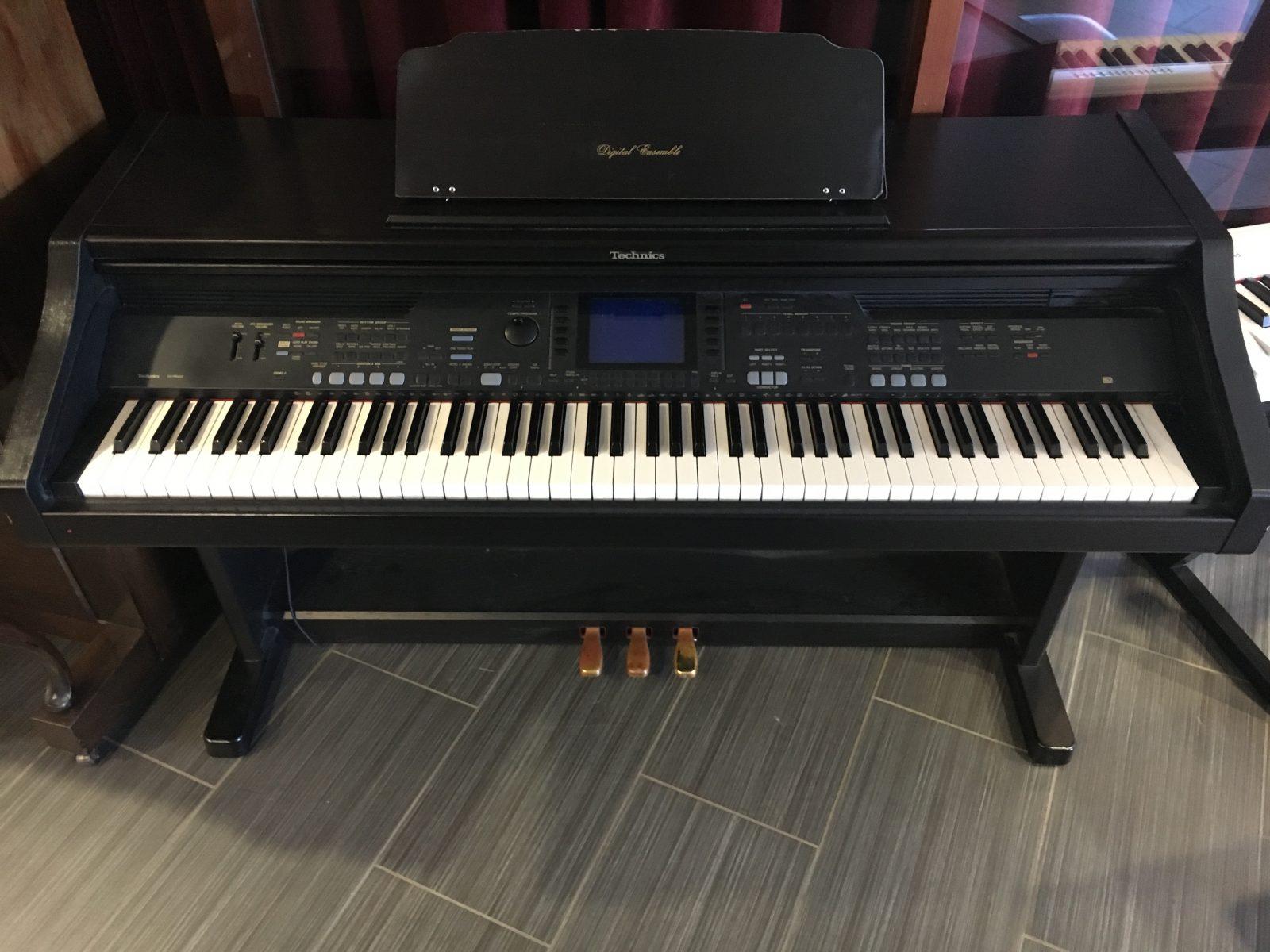 Used Technics SX-PR602 Digital Piano - Merriam Music ...