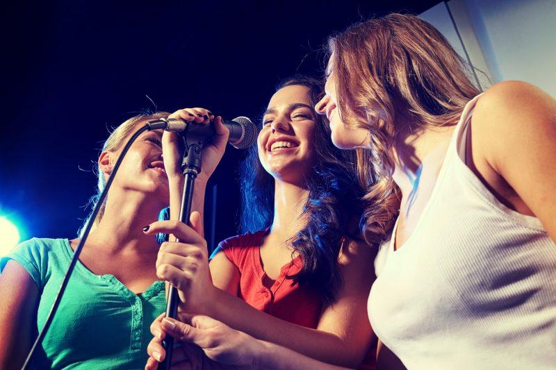 10 Best Female Karaoke Songs for Groups