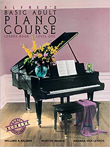 Alfred's Basic Piano Course Lesson Series