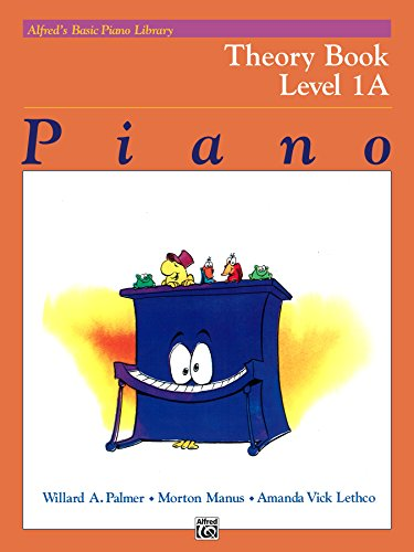 Alfred's Basic Piano Course Theory Series