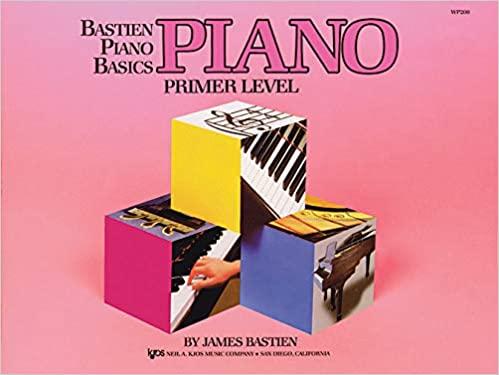 Bastien Piano Basics Primer