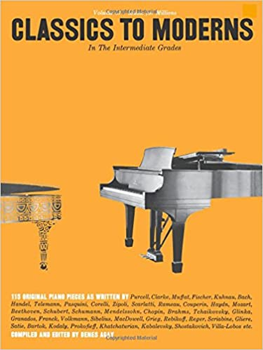 Classics to Moderns for Intermediate Players