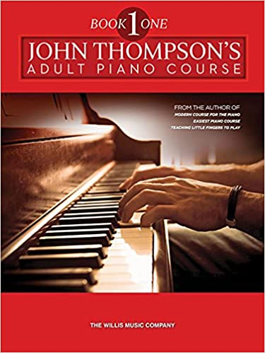 John Thompson's Piano Course for Intermediate Players