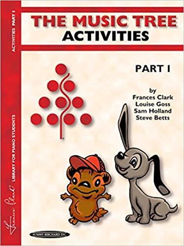 The Music Tree Activities Book 1