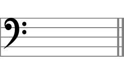 Bass Clef