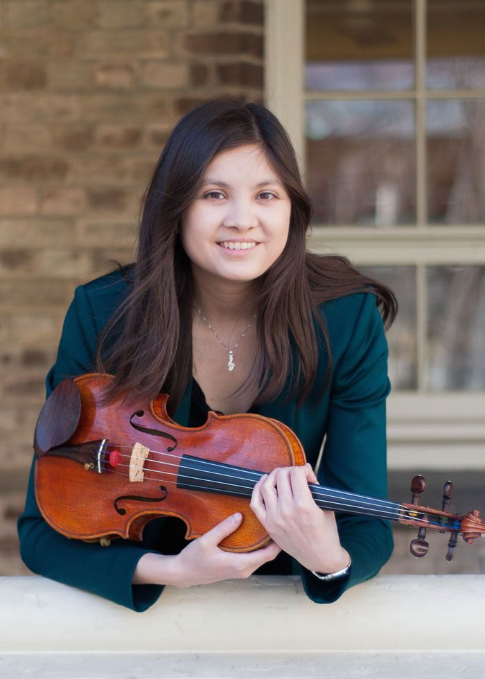 Katherine Peter - Violin Teacher