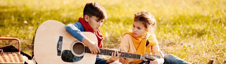 Kids Guitar Songs
