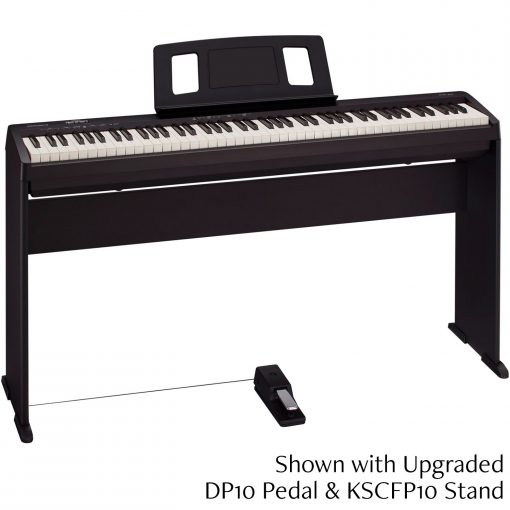 Image of Roland FP 10 Digital Piano with KSCFP10
