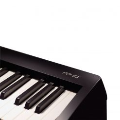 Image of Roland FP 10 Digital Piano in closeup