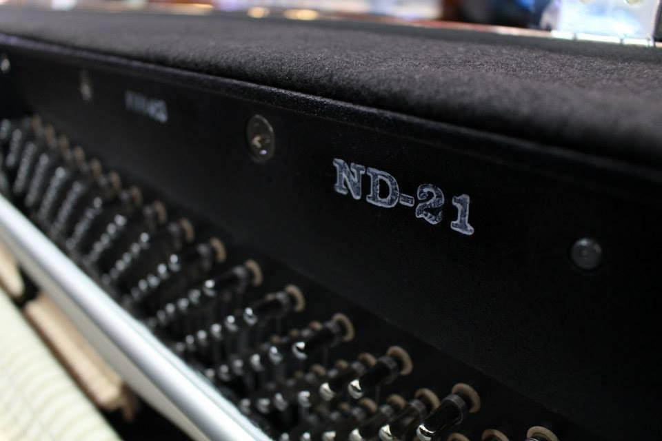 Used Kawai ND21 Upright Piano