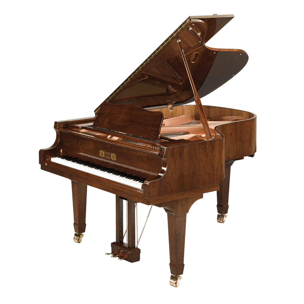 Used Gebr. Perzina 160 Grand Piano