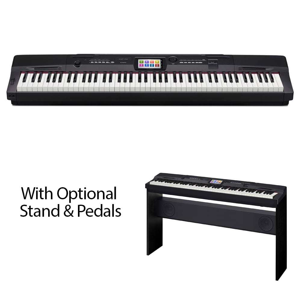 Casio CGP700 Digital Piano - Includes Stand & Pedal