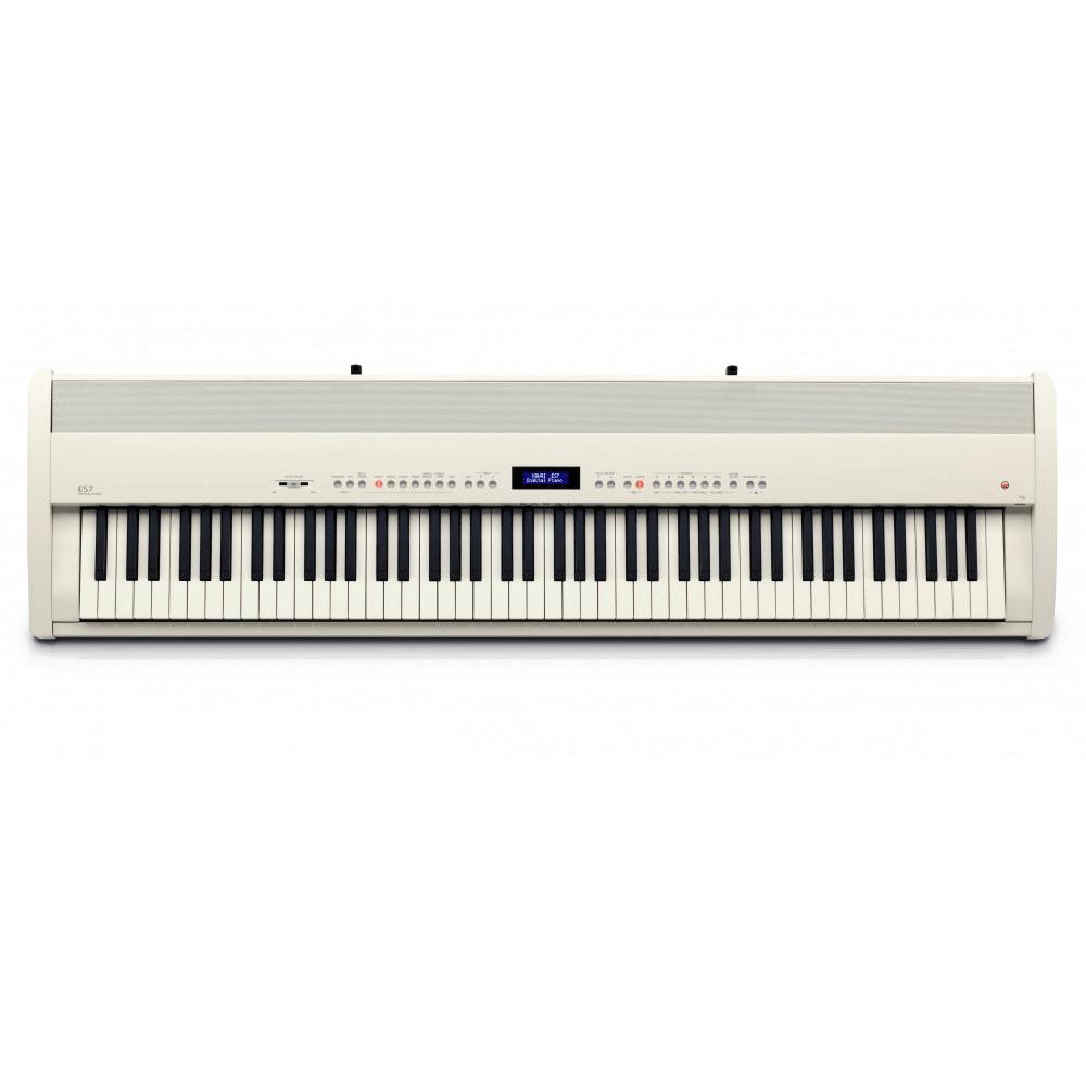 Used Kawai ES8 Portable Digital Piano **RENTAL UNIT SALE**