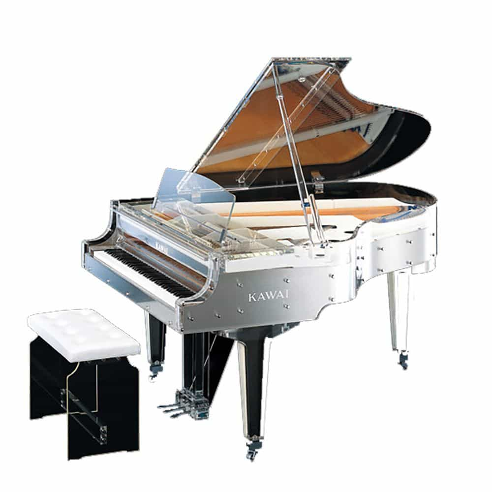 "Kawai CR40 ""Crystal"" Grand Piano"