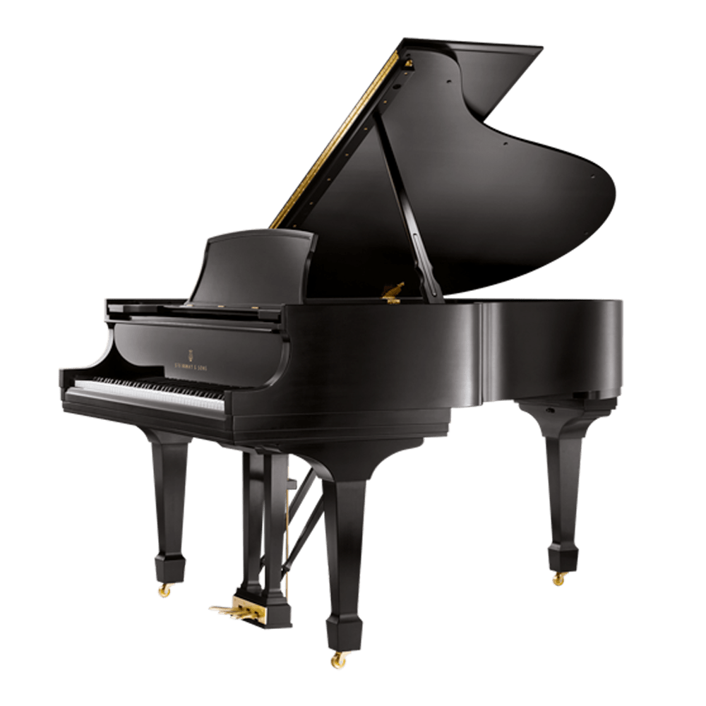 Steinway Model M Grand Piano (New York) - 1996