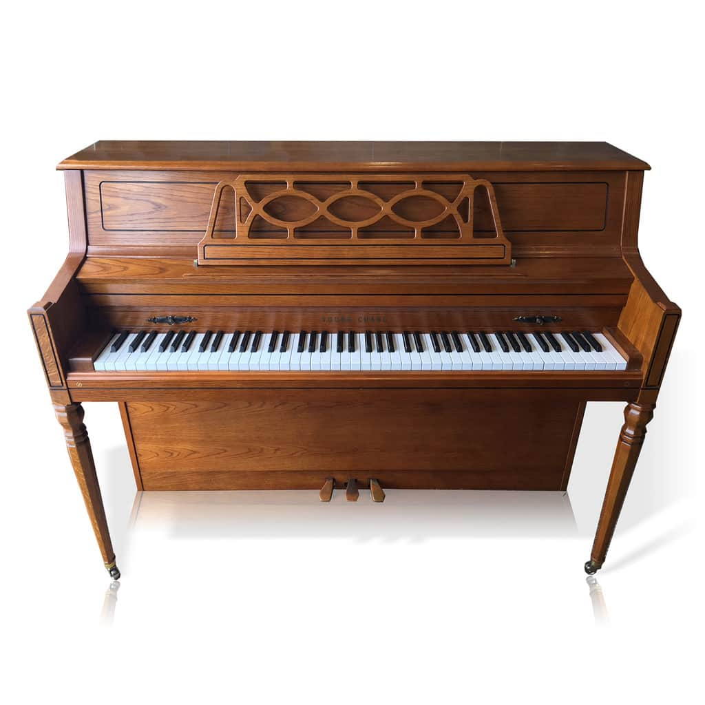 Used Young Chang F-116 Upright Piano