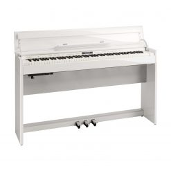 Photo of Roland DP603 in Polished White