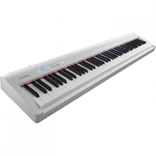 Roland FP 30 White digital piano