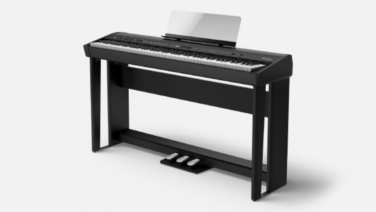 Roland supporto pianoforte FP10 KSCFP10 black