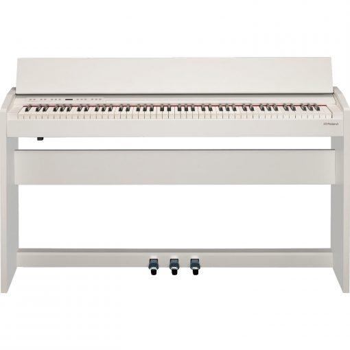 Roland F140r Home Digital Piano In White