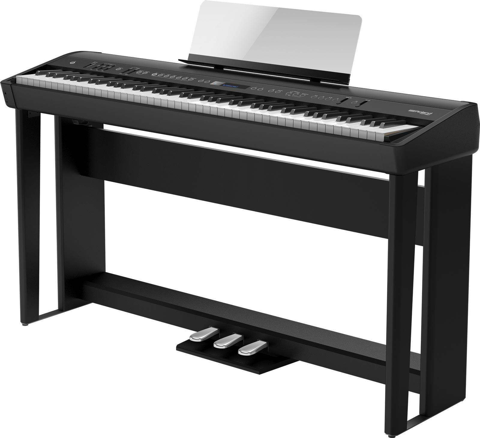 Roland Fp Series Digital Pianos Overview Fp 10 Fp 30 Fp 60 Fp 90