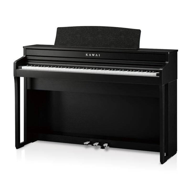 Kawai CA49 Digital Piano Satin Black