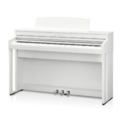 Kawai CA49 Digital Piano Satin White