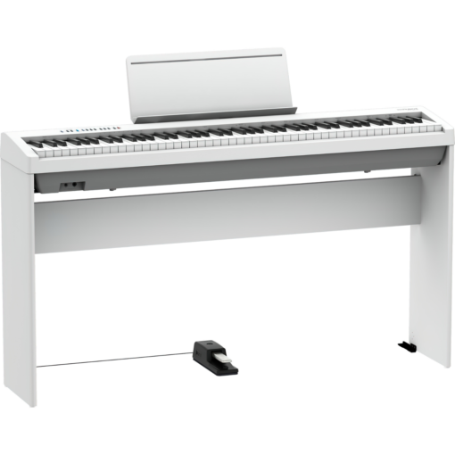 ROLAND FP-30X with Stand - White