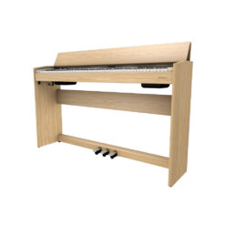 Roland F701 Light Oak with Stand