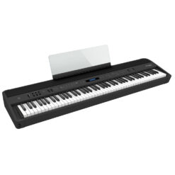 Roland FP-90X Black with Music Rest