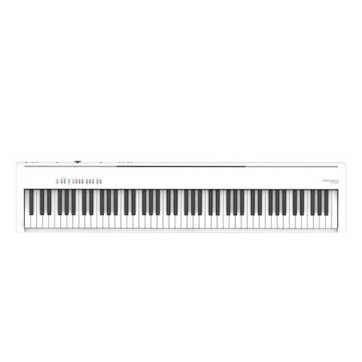 Roland FP30x Digital Piano - White