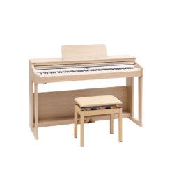 Roland RP701 Digital Piano Light Oak