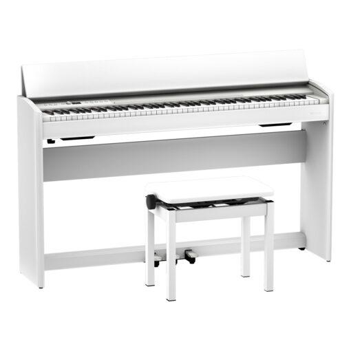 Roland F701 Digital Piano White