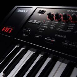 Roland FA 06 Sound Modes
