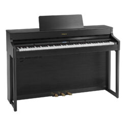 Roland HP702 Digital Piano Charcoal Black