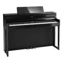 Roland HP704 Polished Ebony