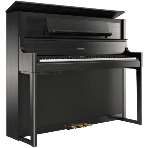 Roland LX708 Charcoal Black