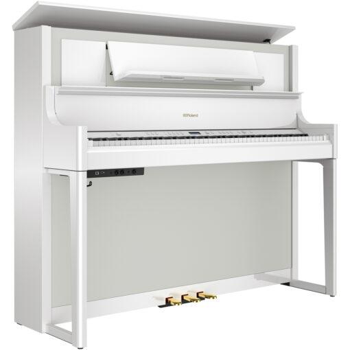 Roland LX708 Polished White